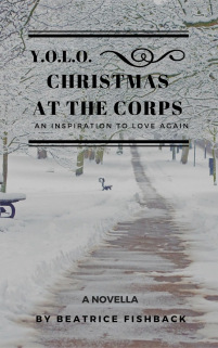 YOLO Christmas at the Corps Book Cover